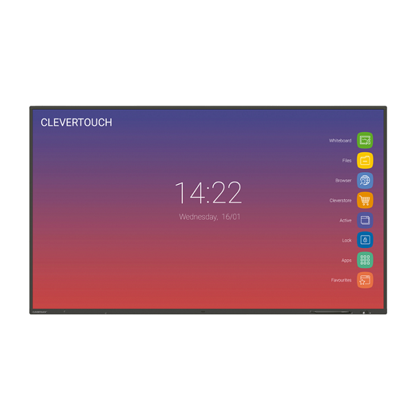 MONITOR 75 CLEVERTOUCH IMPACT 4K